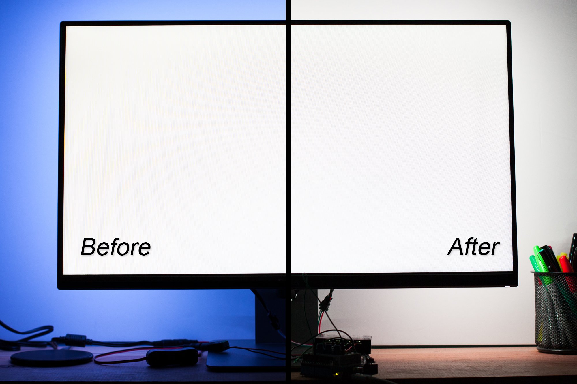 Calibrating Ambilight Color in Prismatik