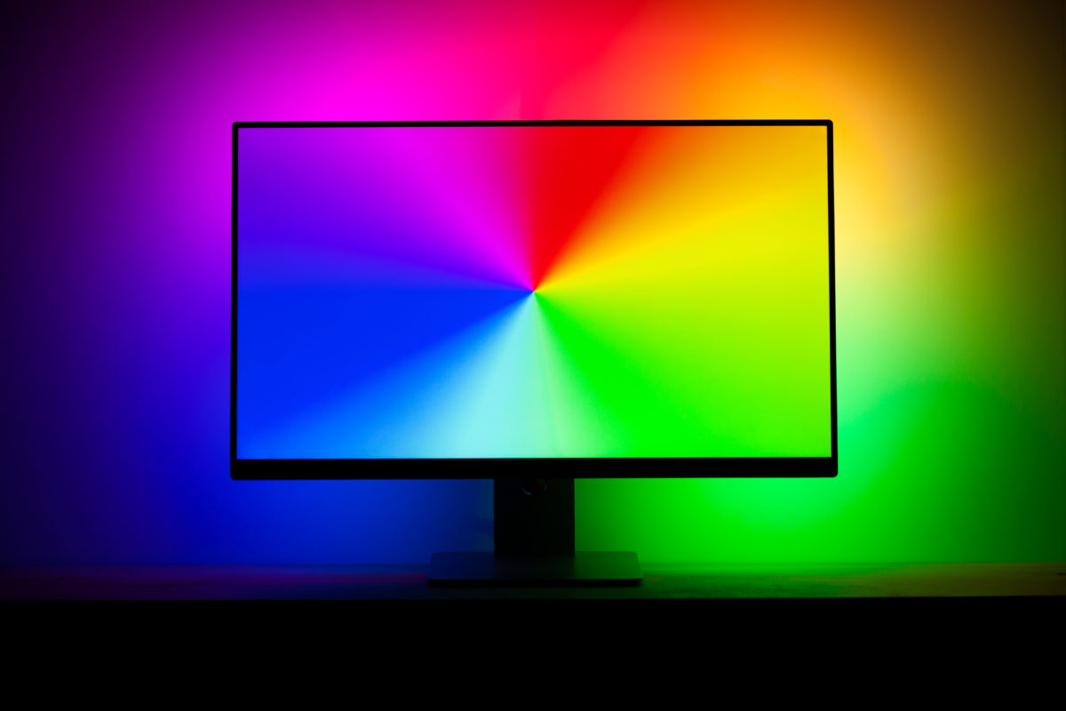 DIY Ambilight: Videos and Gifs