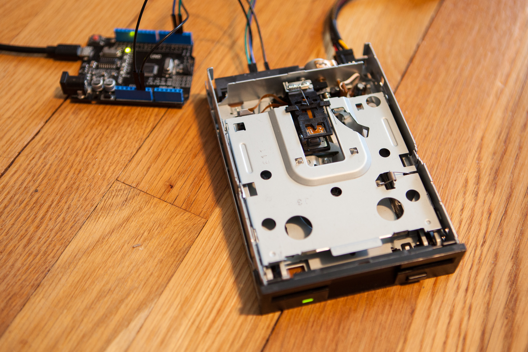 Getting Started with Musical Floppy Drives