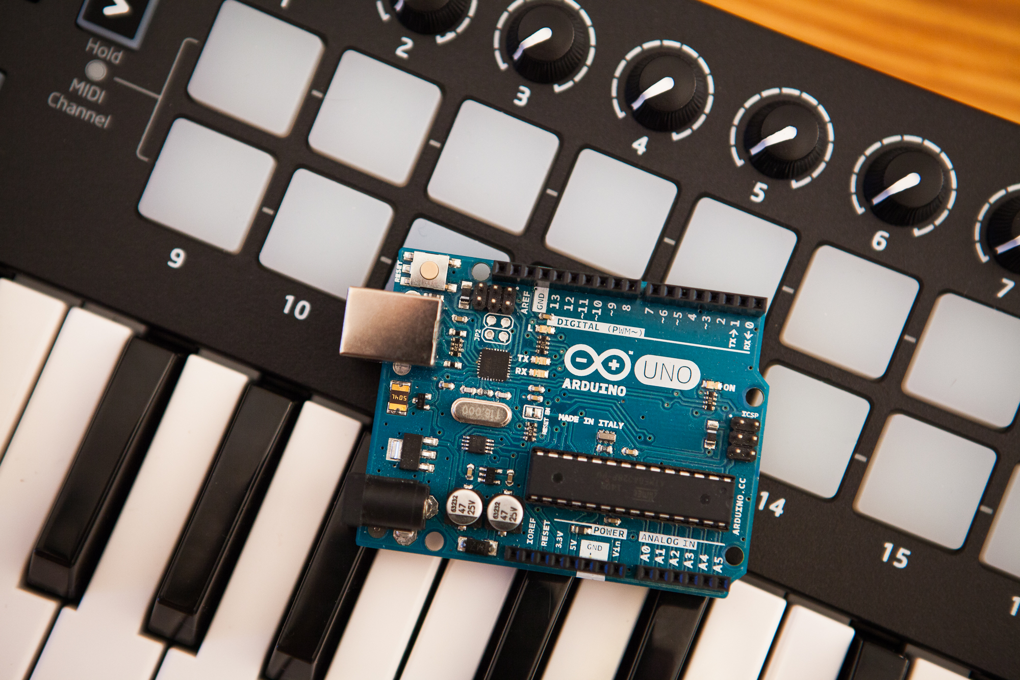 How to Control Anything on Arduino Using MIDI