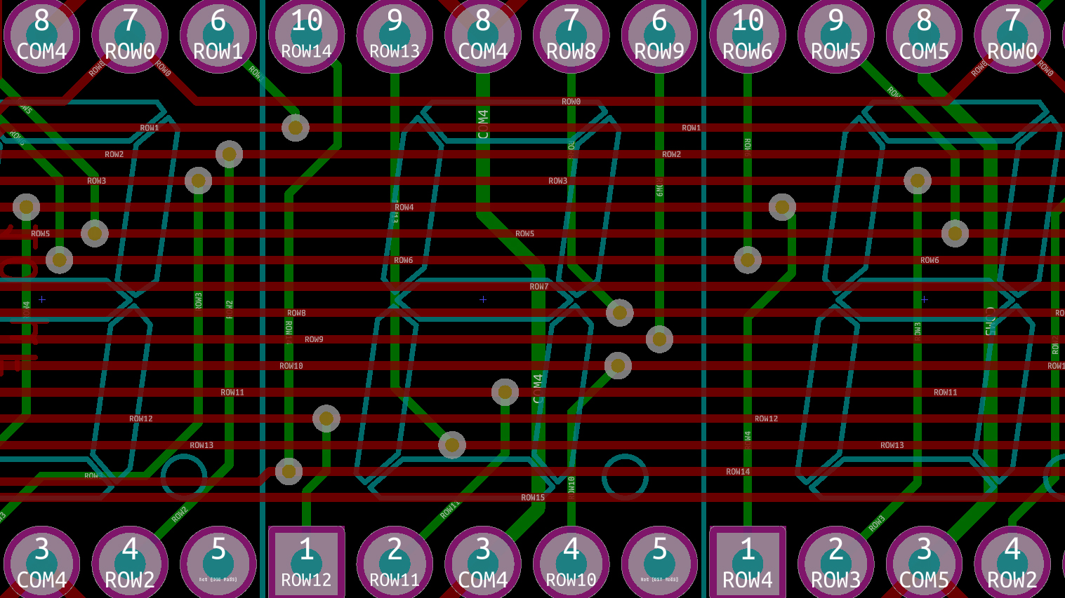 Designing the Time Circuit Display PCB - Parts Not Included