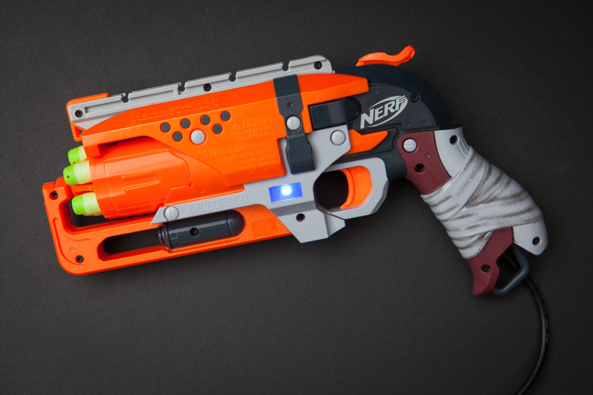 McCree Hammershot Controller: Bug Fixing and Refinements