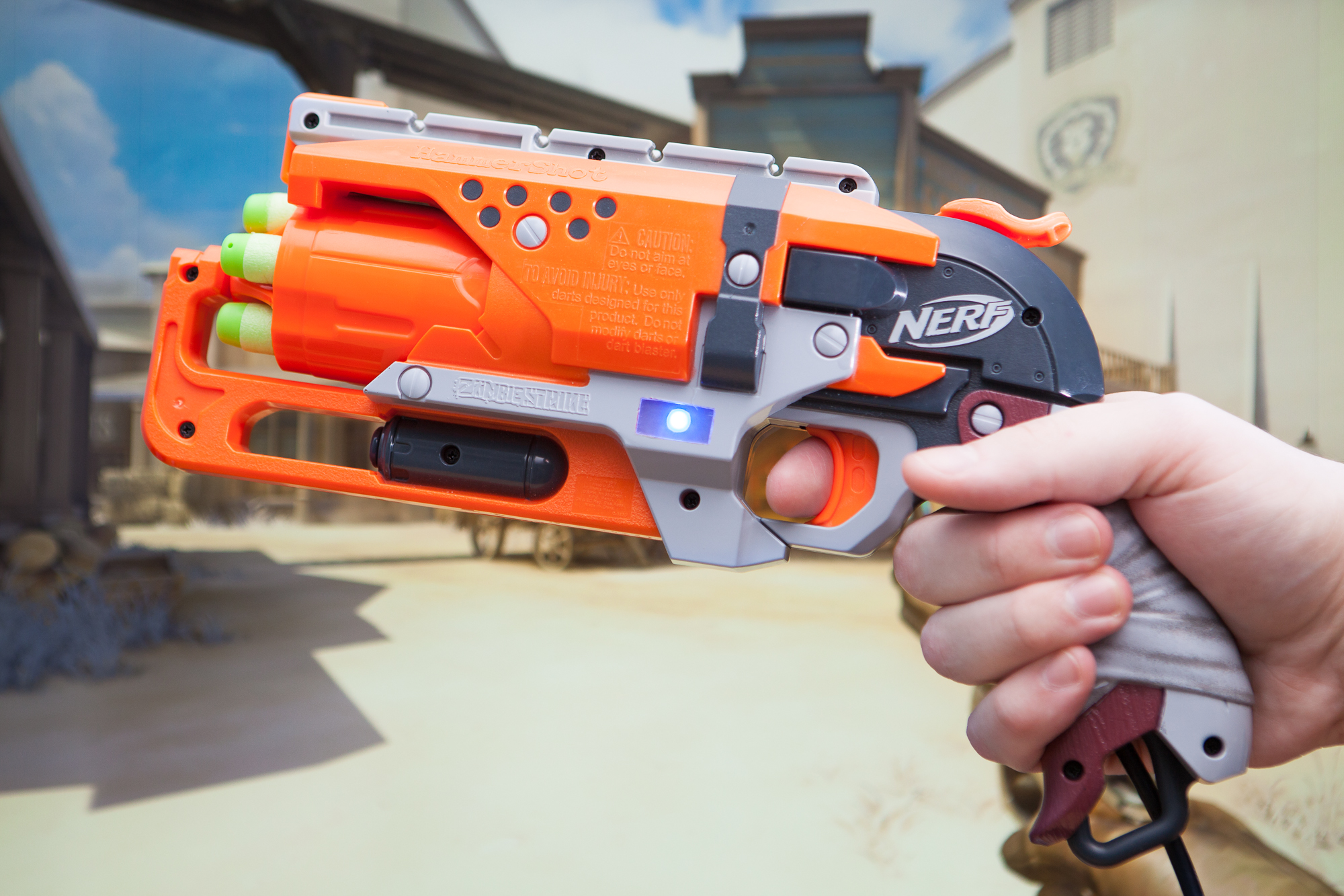 McCree Hammershot: Conclusion