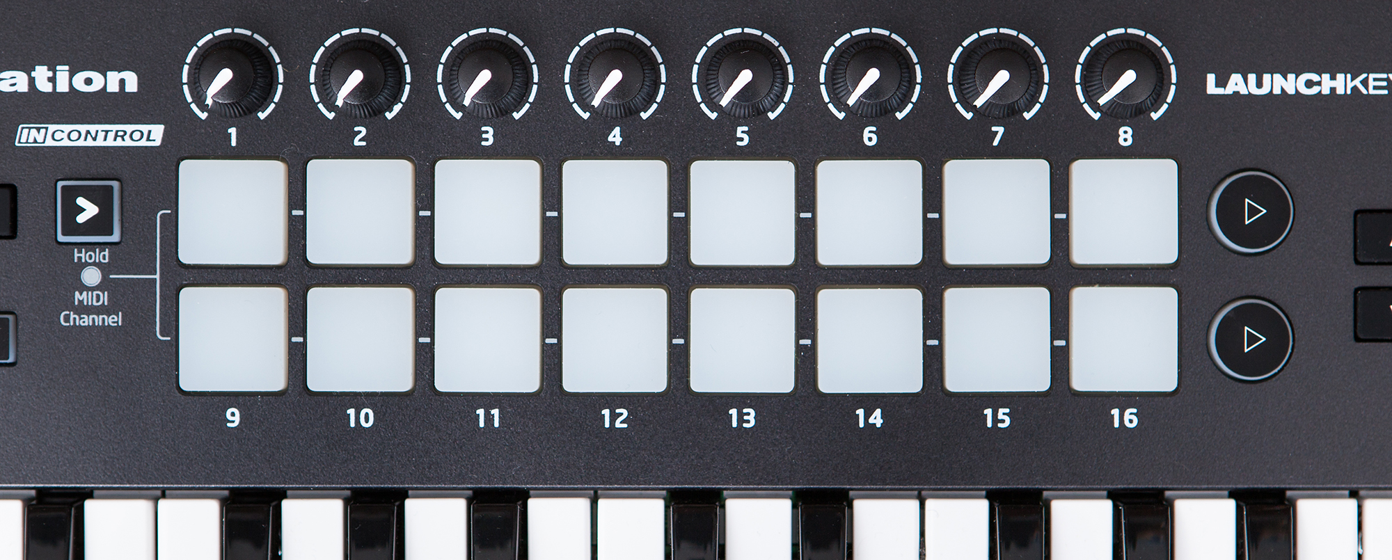 How to Control the LEDs on a Novation Launchkey Mini II - Parts Not