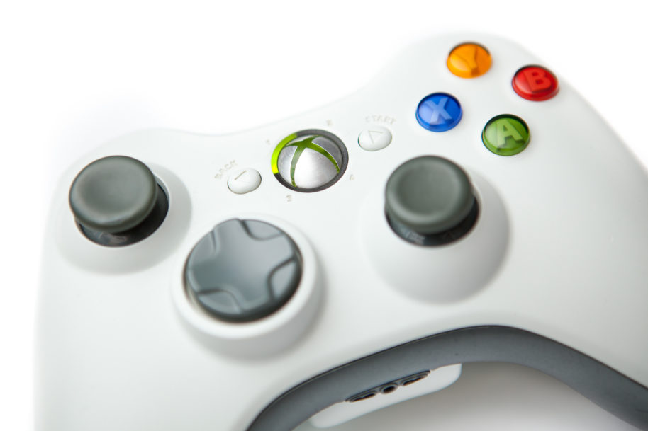 Xbox 360 Controller LED Animations Information