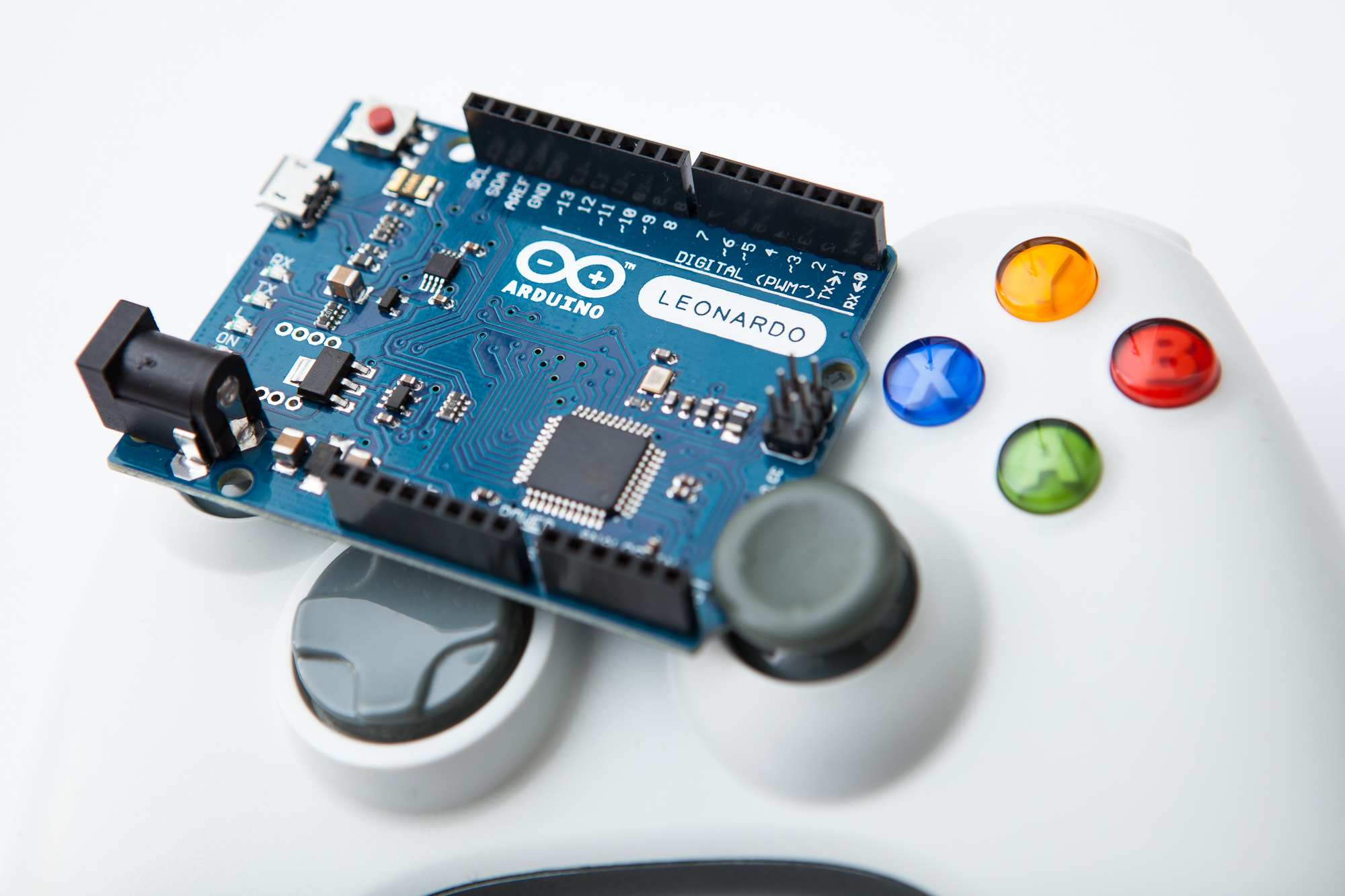 How to Emulate an Xbox Controller with Arduino (XInput